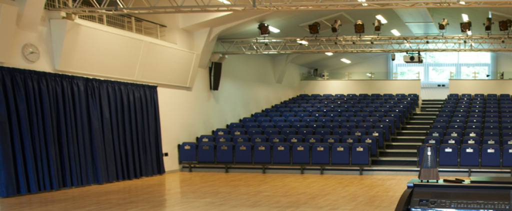 The Performance Hall