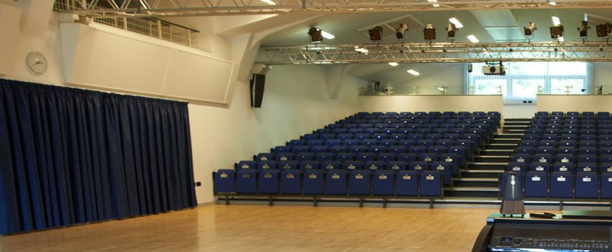 The Performance Hall Town Close School