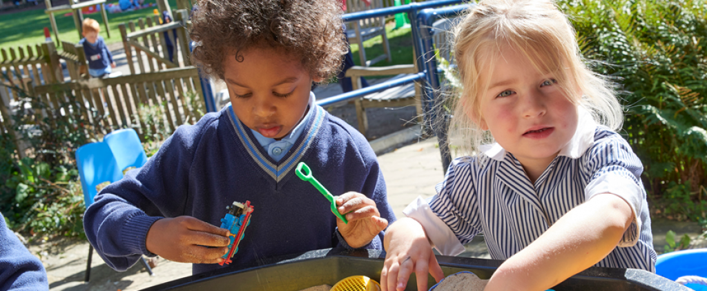 Early Years Foundation Stage (EYFS Nursery and Reception, Ages 3-5)