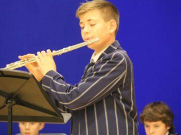 Year 8 Soloist Concert