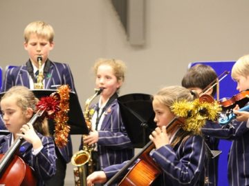 Christmas Ensembles Showcase Concert