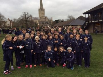 Cross Country Event