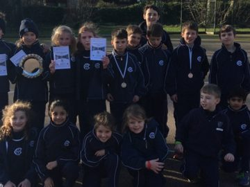 More Cross Country Success