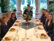 School Council and Prefects' Lunch