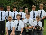 Colts A Cricket Success