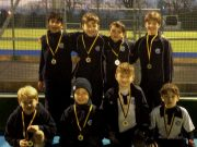 County Championships – Runners Up