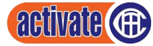 Activate Holiday Programme logo