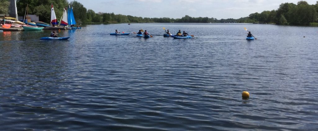Year 7 ASA (Adventure and Skills Academy) Camping Trip to Whitlingham