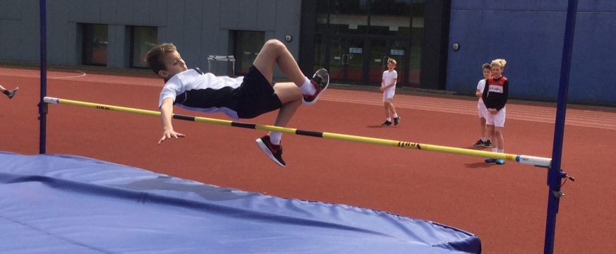 UEA Athletics Competition