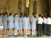 Year Seven's tour of Medieval Norwich