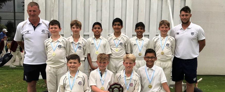 Continued Cricket Success