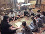 Year Five's trip to the Ancient House Museum