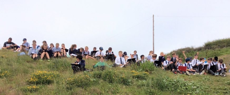 Year 7 Geography Field trip to Overstrand