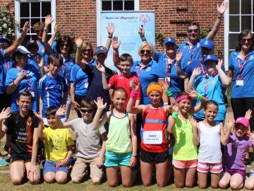 A very 'Special' Town Close Triathlon