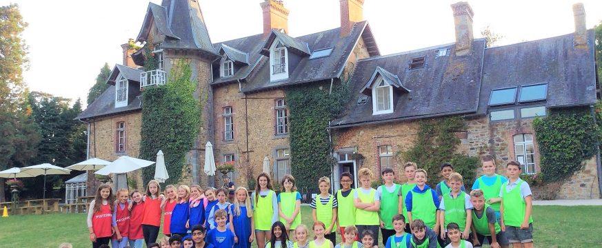 Year 7 visit to the Château de la Baudonnière