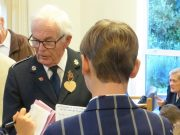 Year 8 visit the Salvation Army Norwich Citadel