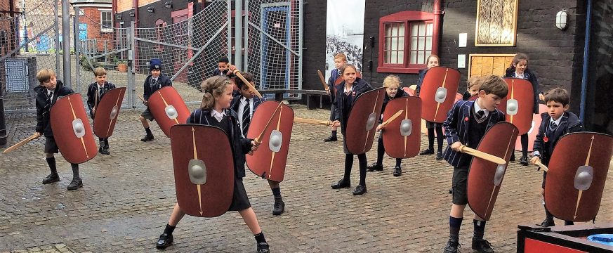 Year 4 visit the Time and Tide Museum in Great Yarmouth