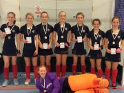 Indoor Hockey Success