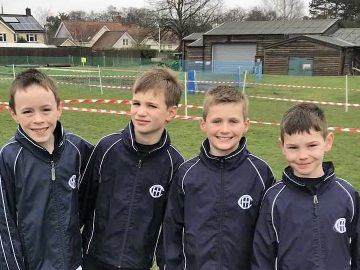 Success for the Town Close School Cross Country team at the East Anglian Cross Country Championships!