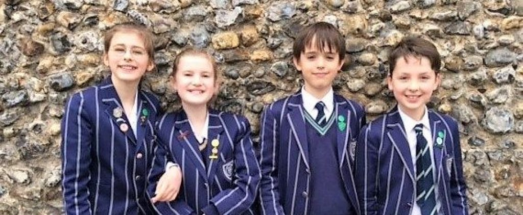 Town Close School Mathematicians enjoy success at Maths Challenge event!