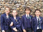 Town Close School Mathematicians enjoy success at Maths Challenge event!