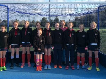 Success for our senior teams at the Gresham's School Hockey Festival!