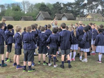 Year 4 Visit to West Stow Country Park