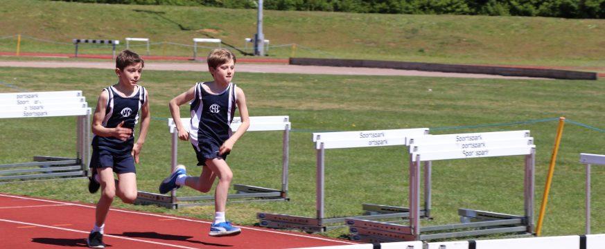 Town Close athletes shine at regional championships