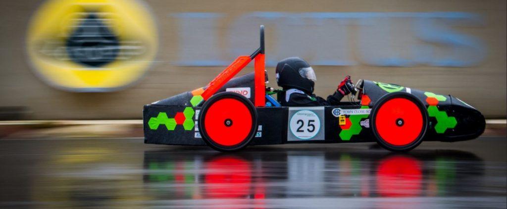 The Town Close School F24 Team triumph at Lotus!