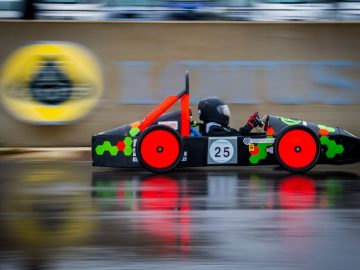 The Town Close School F24 Team triumph at Lotus!