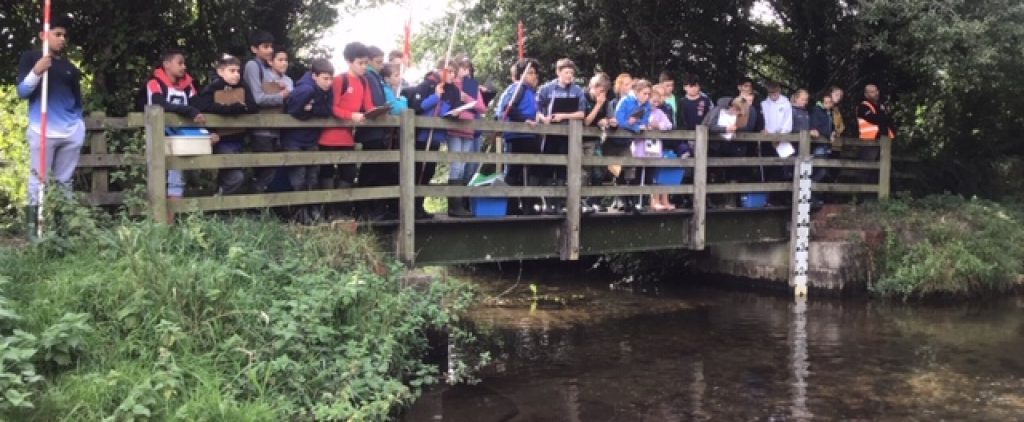 Our Year 8 geographers enjoy a residential trip to Holt Hall