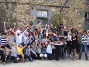 Year 7 Residential Trip to Château de La Baudonnière in Normandy.