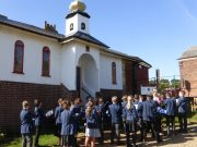 Year 6 visit to The Anglican Shrine of Our Lady of Walsingham