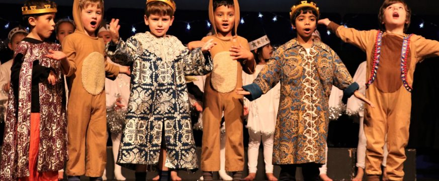 A festive finale to the Autumn Term at Town Close School