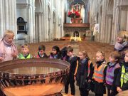 YEAR 2 VISIT NORWICH CATHEDRAL
