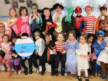 World Book Day at Town Close School