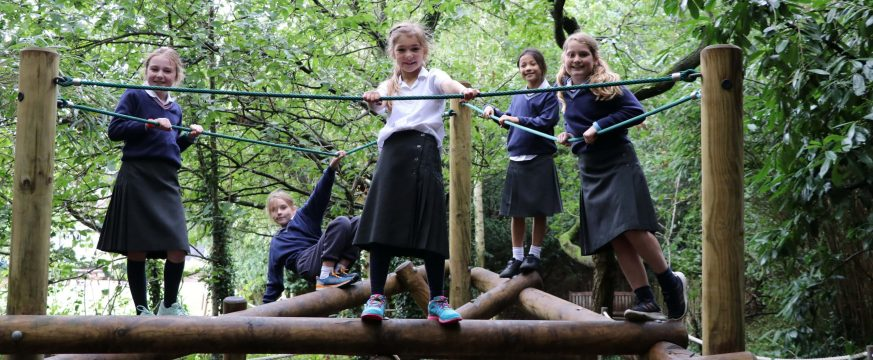 The start of a new academic year at Town Close School