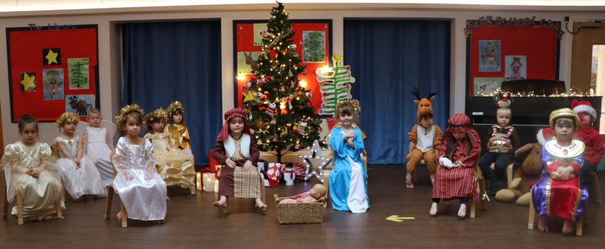 Enjoy our Christmas Productions