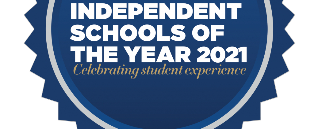 Shortlisted for the Independent Schools of the Year 2021