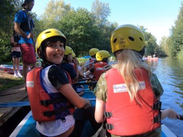 Year 6 visit the Horstead Centre