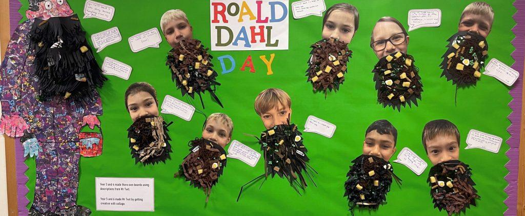 A wondercrump, gloriumptious, splendiferous, phiz-whizzing Roald Dahl Day!